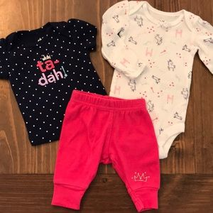 3pc. Child of Mine outfit